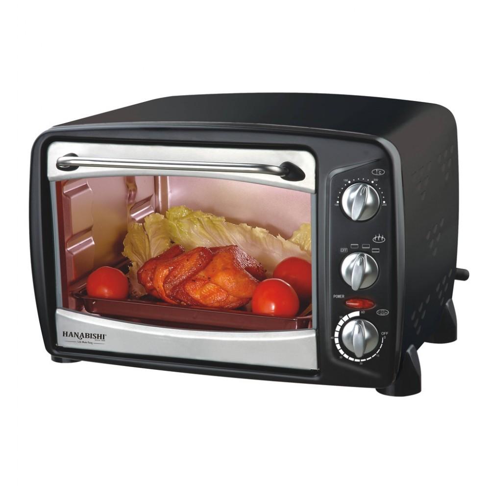 Hanabishi Electric Oven 19L HA6180