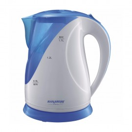 image of Hanabishi Jug Kettle with LED 1.7L HA9830 (Blue)