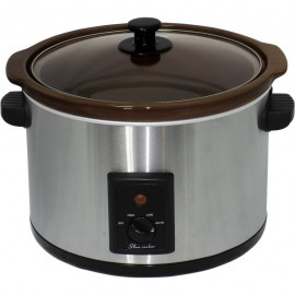 image of Hanabishi Slow Cooker 5.0L HA5500A