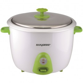 image of Hanabishi Rice Cooker 1.8L HA3698R