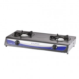 image of Hanabishi Double Burner Gas Stove HG1