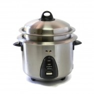 image of Hanabishi 3 Ply S/Steel Rice Cooker 2.0L HA3299R