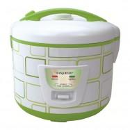 image of Hanabishi Deluxe Jar Rice Cooker 1.8L HA6188J [FREE Steamer]