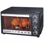 Hanabishi 34L Electric Oven HA6350CR (Turbo Fan with Rotisserie)