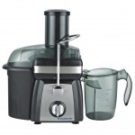 Hanabishi Juice Extractor HA8080J (Black & Silver)