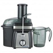 image of Hanabishi Juice Extractor HA8080J (Black & Silver)