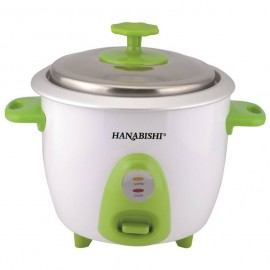 image of Hanabishi 0.8L Rice Cooker HA3626