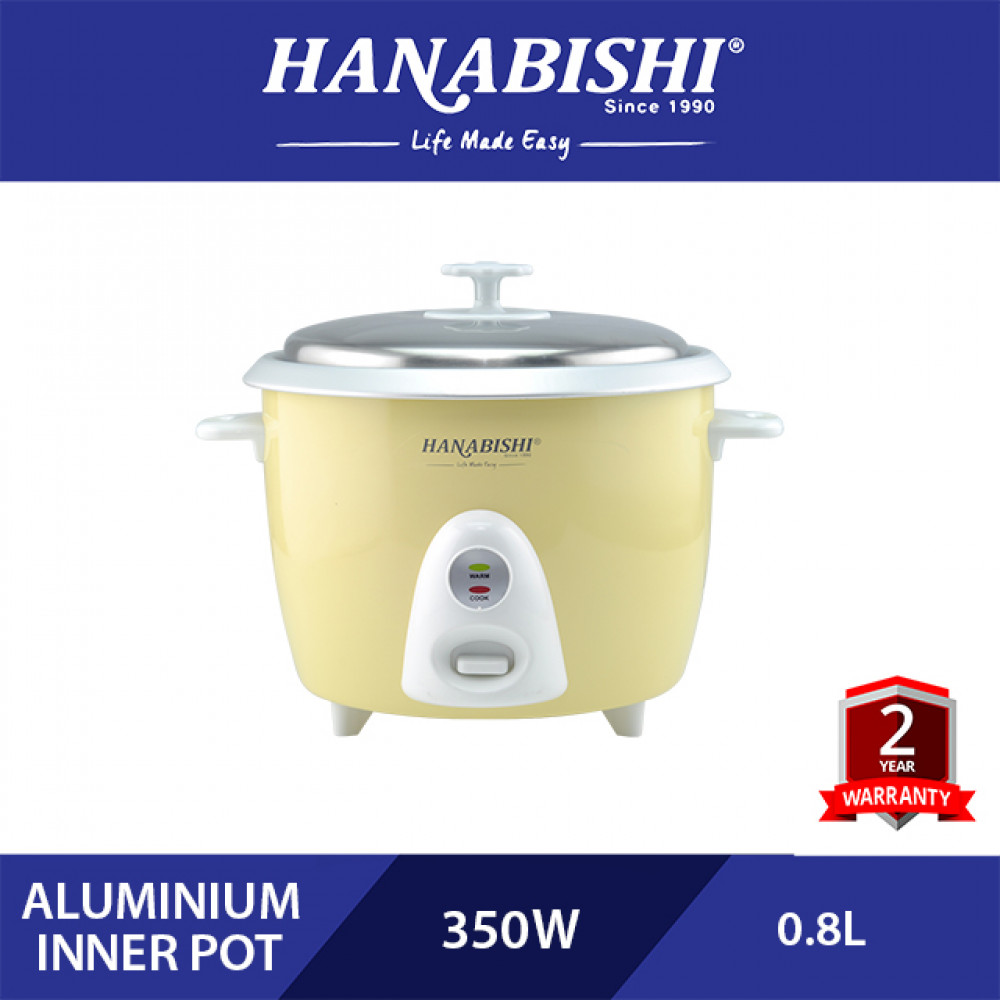 Hanabishi 0.8L Rice Cooker HA3626