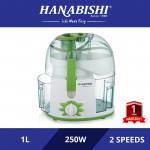 Hanabishi Juicer HA8899 (Green)