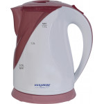 Hanabishi Jug Kettle with LED 1.7L HA9830 (Maroon Red)