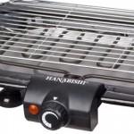 Hanabishi Portable Smokeless Electric Grill BBQ Set HA-1599