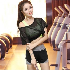 image of READY STOCK SHORT PANT RUNNING SPORT GYM