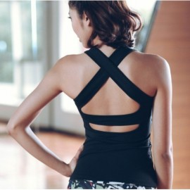 image of READY STOCK Women Lady Comfy Sports Yoga Running Vest Fitness