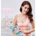 READY STOCK Comforty Women Feed Nursing Bra Maternity Breastfeeding Pregnant Bra
