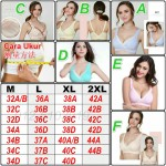 READY STOCK (FREE EXTENDER)Cotton Pregnant Maternity Nursing Breastfeeding Bra