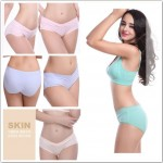 READY STOCK Cotton Maternity Panty Low Waist Pregnant Women U-Shaped Underwear