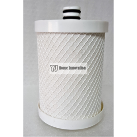 image of AMC Carbon Block (White) for AMC product (Made in USA) water filter