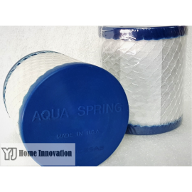 image of Aqua Spring Carbon Block (Dark Blue) Made in USA