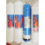 USA Filmtec TW30-1812-50 50 GPD Membrane