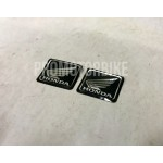 Honda Ex5 Dream Wave Logo Emblem Sticker one Set (2pcs)