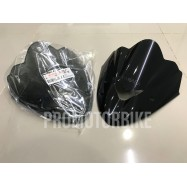 image of Yamaha FZ150 New Visor Windshields Indonesia Black / Tinted