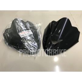 image of Yamaha FZ150 New Visor Windshields Indonesia Black / Tinted