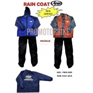 image of NEW ARRIVAL!! ARAI Raincoat Rainsuit Jacket Waterproof