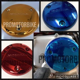 image of Honda EX5 Dream Wave100 Wave 100R Crank Case Magnet Small Cover Plating Color