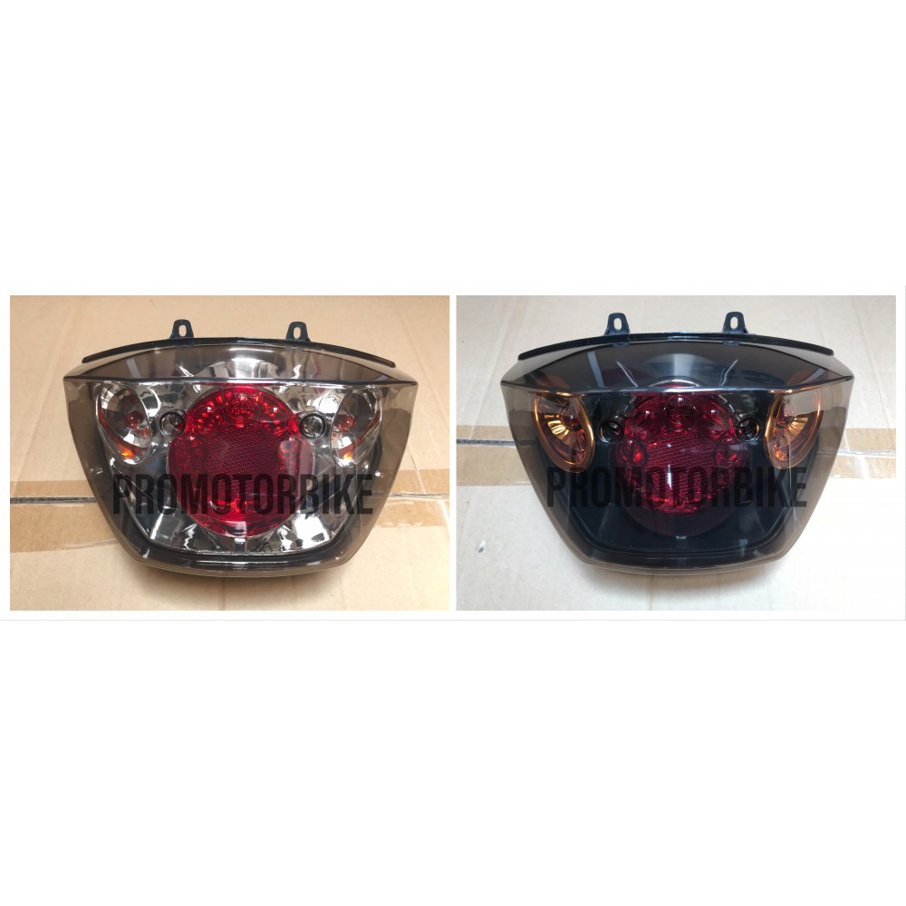 Honda EX5 Dream Tail Lamp Light Gold / Silver
