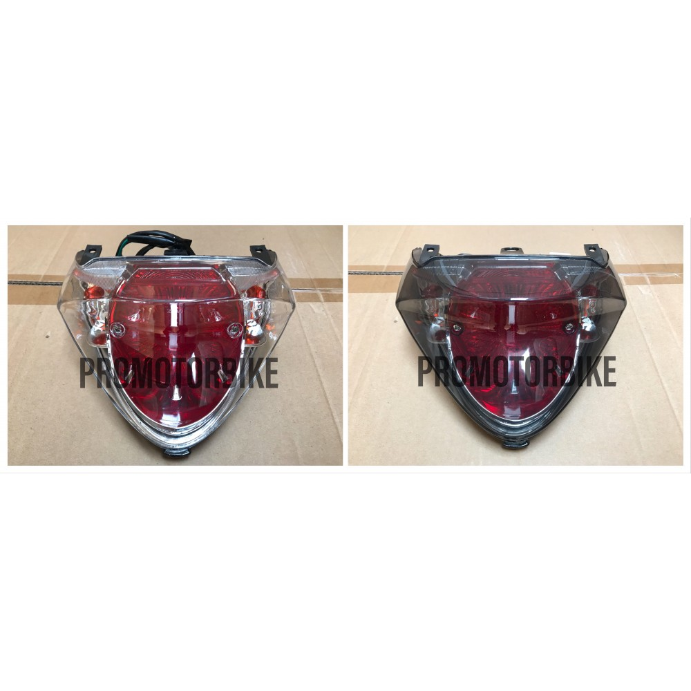 Yamaha LC135 V1 Tail Lamp Light Clear / Tinted