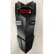 image of Rear Fender Yamaha Y15ZR Jupiter MX Black Color