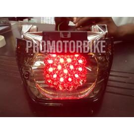 image of Yamaha 125 Y125ZR RXZ Catalyzer LED Tail Lamp