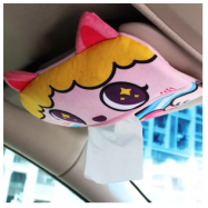 image of Cute Cartoon Design Holder Tissue Cover