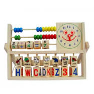 image of Kid Learning Toy - Multi-Purpose Computation Frames