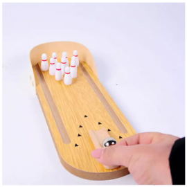 image of Mini Bowling Game