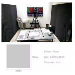 Wall Sound Proof 30*30cm - 2 pcs