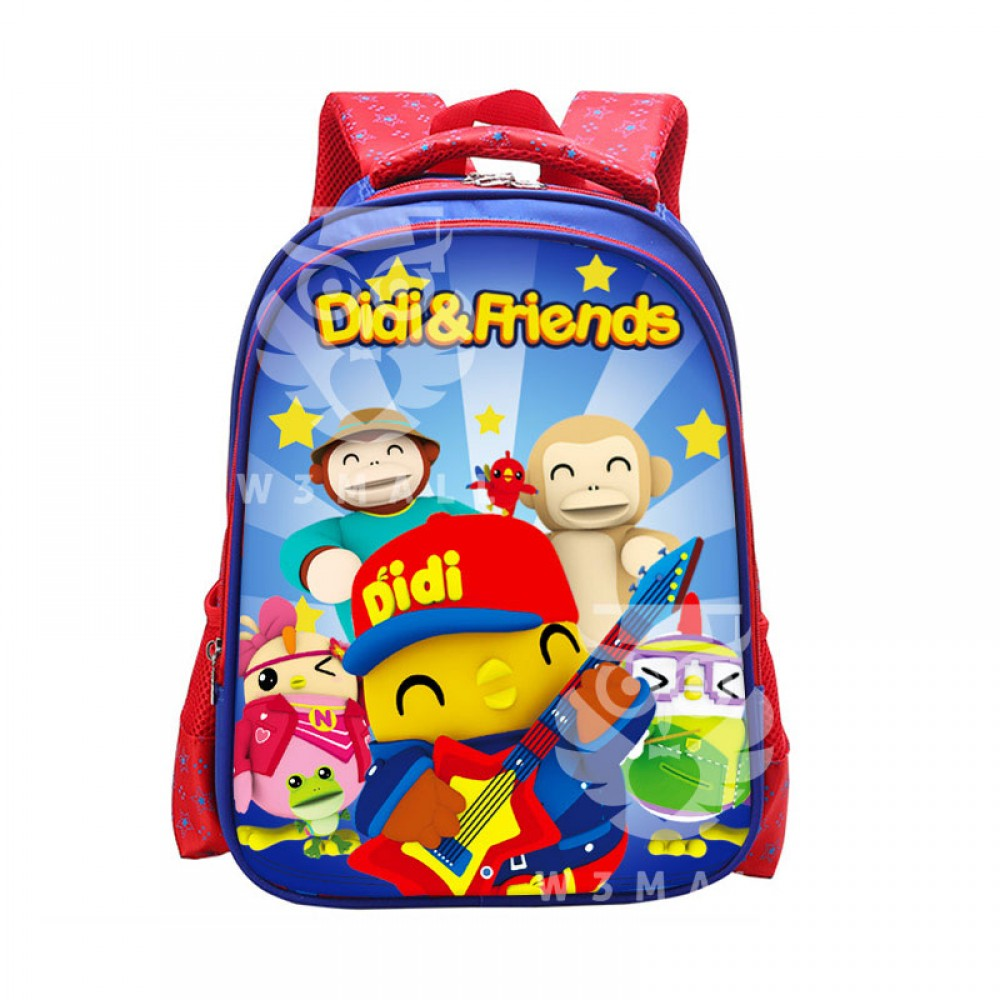 Didi&Friends Kids Children Backpacks / School Bags Ready Stock