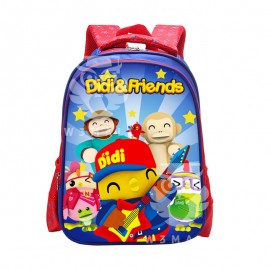 image of Didi&Friends Kids Children Backpacks / School Bags Ready Stock