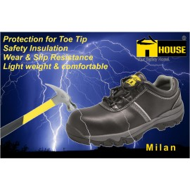 image of House Brand Safety Shoes - MILAN