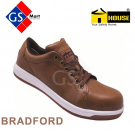 image of House Safety Shoes - BRADFORD