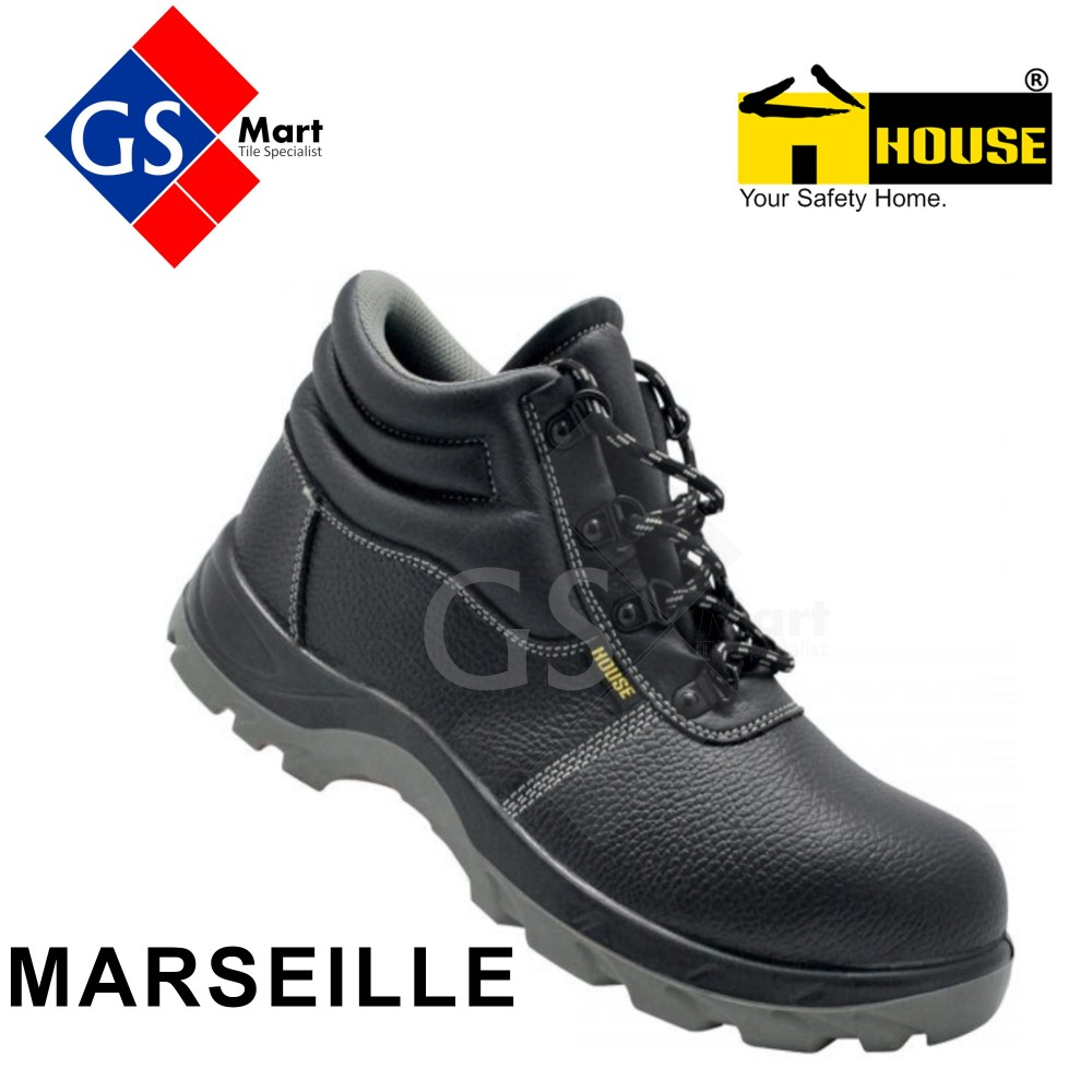House Safety Shoes - MARSEILLE