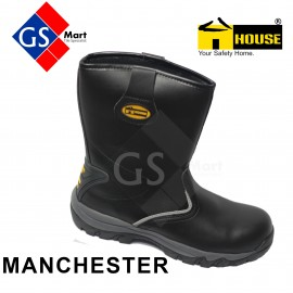 image of House Safety Shoes - MANCHESTER