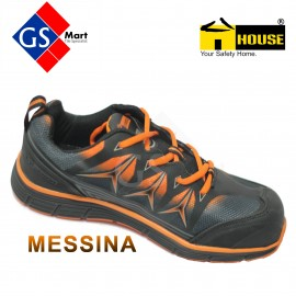 image of House Safety Shoes - MESSINA