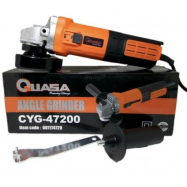 image of QUASA CYG-47200 720W 4IN/100MM ANGLE GRINDER