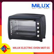 image of MILUX MOT-55 ELECTRIC OVEN