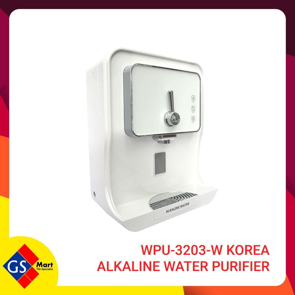 WPU-3203-W KOREA ALKALINE WATER PURIFIER