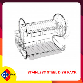 image of STAINLESS STEEL DISH RACK