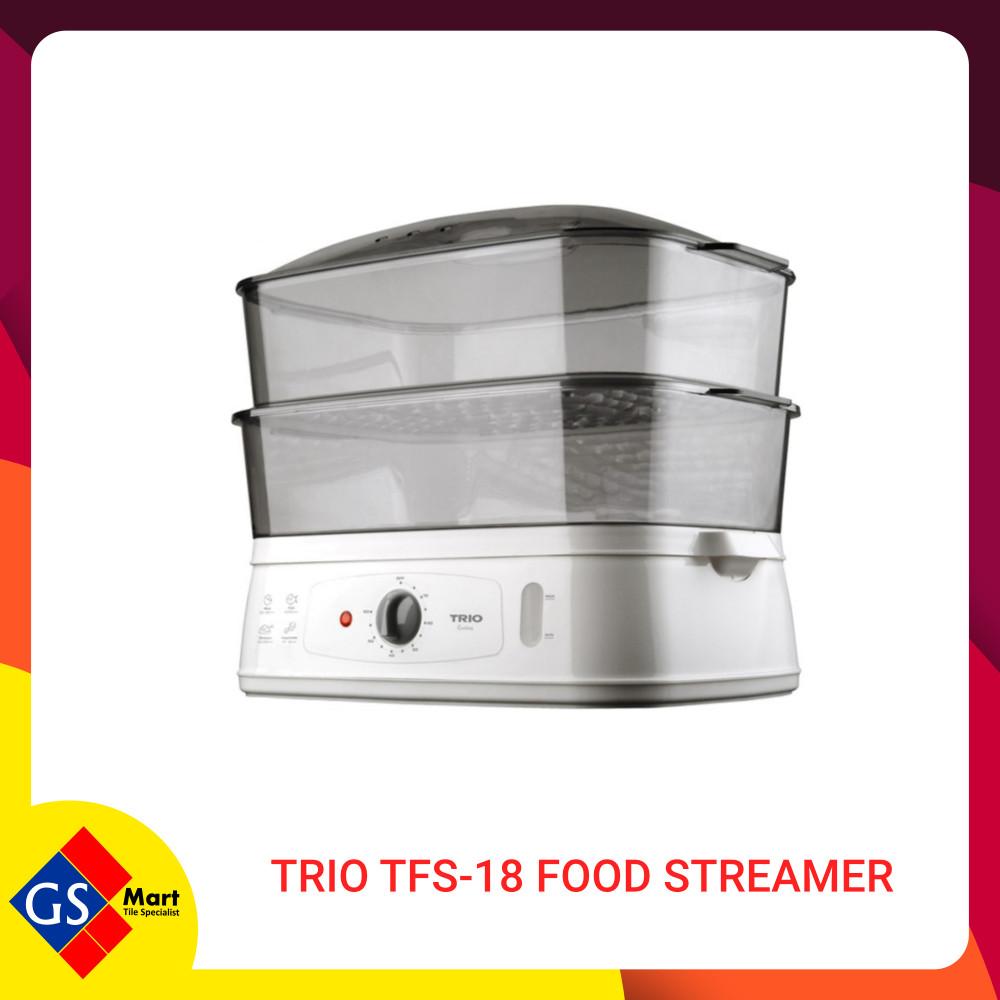 TRIO TFS-18 FOOD STREAMER