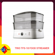 image of TRIO TFS-18 FOOD STREAMER