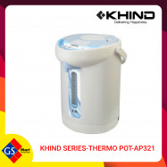 image of Khind Series-Thermo Pot-AP321